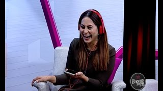 Nattu With Malvika Subba - Full Episode (LIVON-THE EVENING SHOW AT SIX)