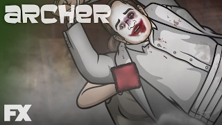 Why Is Everyone Clowns? | Season 7 Episode 6 Scene | Archer