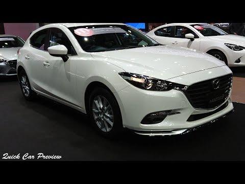 Quick Preview : 2018 Mazda 3 Hatchback 2.0 C Skyactiv-G