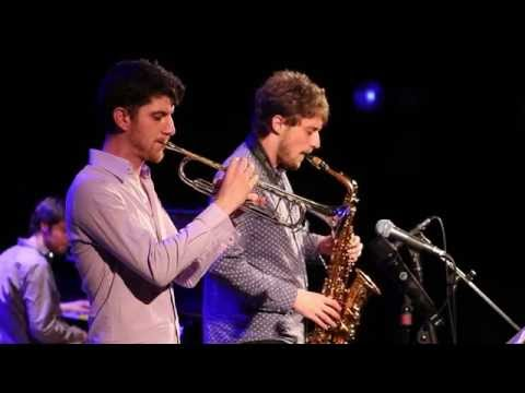 Cosimo Boni Quintet live in Italy