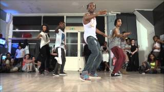 "Damian Marley ""Affairs of the heart"", Choreography CAMRON ONE-SHOT"