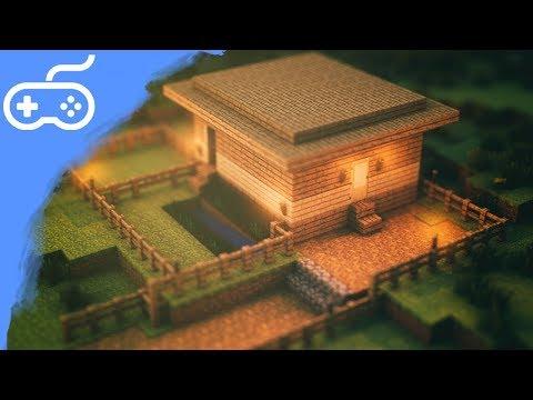 Dobrodružství v Minecraftu! - Part 4 - Mám domeček!