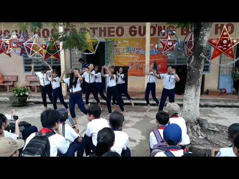 Múa trung thu 2017_THCS Minh Lương,Châu Thành,Kiên Giang
