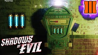 Shadows of Evil - CIVIL PROTECTOR ROBOT! - How to Unlock Civil Protector BO3 Zombies (BO3 Zombies)