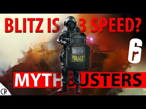 Blitz is Broken! :: Tom Clancy's Rainbow Six Siege General Discussions