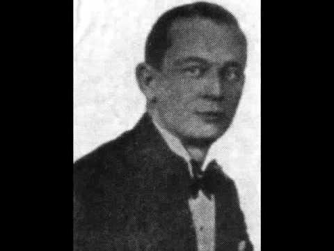 Mieczysław Fogg - Kochanki Serce (Tango)
