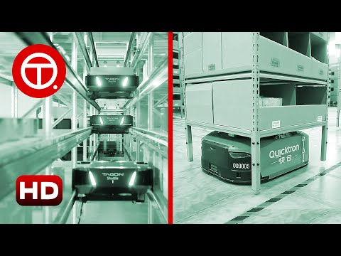 Modern Warehouse Technology For A Next level Automation (YOU MUST SEE) ▶02