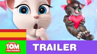 Talking Tom and Friends - Más AMOR (El tráiler de la cuenta regresiva final)