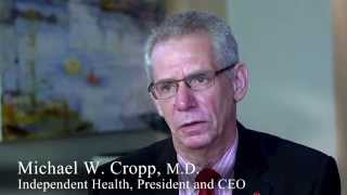 YouTube video of Michael Cropp talking about how a mentor impacted his growth as a leader.