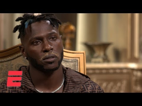 Antonio Brown on trade demand, Ben Roethlisberger, Steelers [Extended Interview]   SC Featured