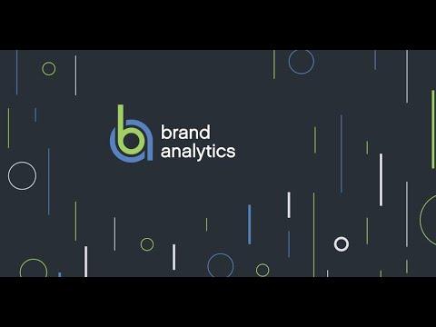 Видеообзор Brand Analytics