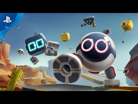 Robotic Co-Op Adventure Biped Comes to PS4 April 8
