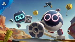PlayStation Biped - Gameplay Trailer anuncio
