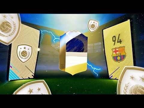 FIFA18 - MON MEILLEUR PACK OPENING : ICONE , TOTGS , +93 REGULAR , IF +89!!
