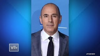 New Book's Claims Against Matt Lauer | The View