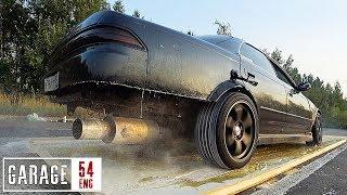 400HP Toyota Mark II vs SOAP