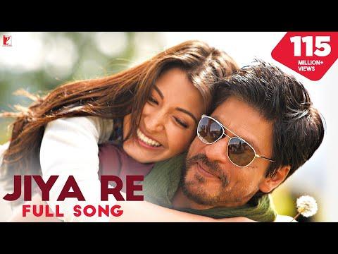 Jiya Re - Full Song | Jab Tak Hai Jaan | Shah Rukh Khan | Anushka Sharma | Neeti Mohan