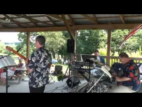 "Dave Winter Group, ""Smooth"" by Santana"