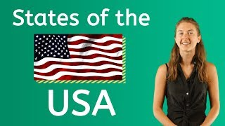 Let's Explore the 50 States of the USA