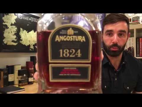 Angostura 12 Year Old Rum. Whisky in the 6 #53