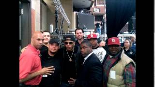Nelly on BET (Nellyville) - Behind the scenes filming of the Concert WLERGV