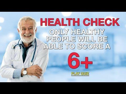 Download Health Check Medical Quiz Video 3GP Mp4 FLV HD Mp3 Download