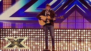 James Arthur's Unforgettable Audition | The X Factor UK