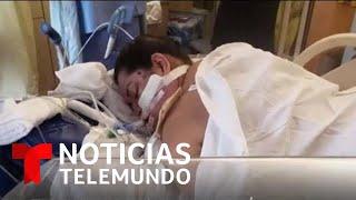 Madre Latina En Minnesota Con COVID-19 Fallece Tras Dar A Luz A Su Hija   Noticias Telemundo
