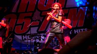 Zendaya - Only When You're Close - Houston TX #HOTChristmasShow