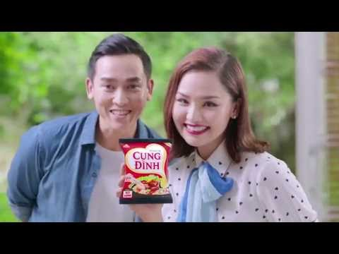 Cung Dinh Instant Noodles – Stew Beef flavor