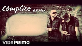 Galante - Complice ft. Cheka y Jomar (Remix) [Lyric Video]