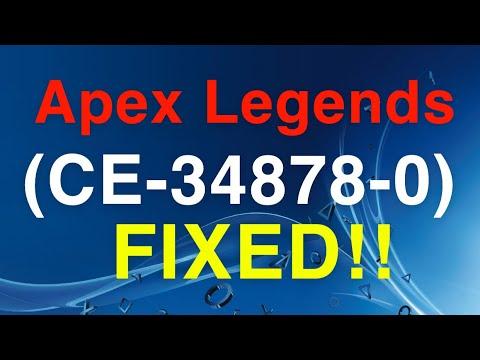 Download How To Fix Apex Legends Crash Error Code Ce 34878 0 Menu