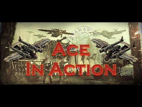 War Commander : Ace In Action