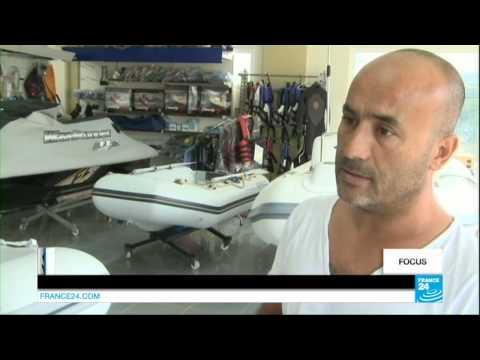 Kos : Île grecque, porte d'entrée des immigrés clandestins vers l'Europe
