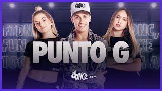 Punto G - Karol G | FitDance Life (Coreografía Oficial) Dance Video
