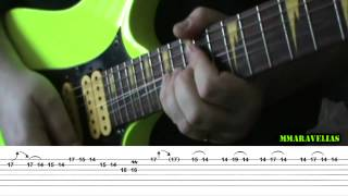 How To Play 'Straight Through The Heart' By Dio - Note For Note Lesson On Guitar With TABS (HD)