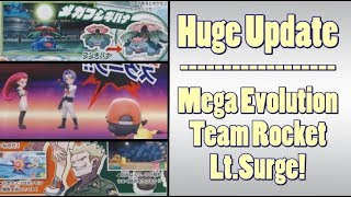 Pokemon Mega Evolution Returning to Let's Go Pikachu and Eevee?!