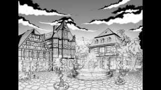 How to draw Backgrounds for your Manga PART 1.