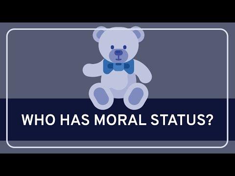 Ethics: Moral Status (video) | Ethics | Khan Academy