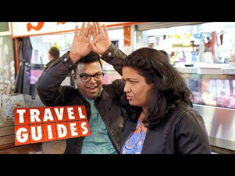 The Guides go on a foodie tour of Adelaide | Travel Guides 2019