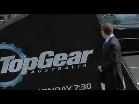 Sneak Peek- Top Gear Australia
