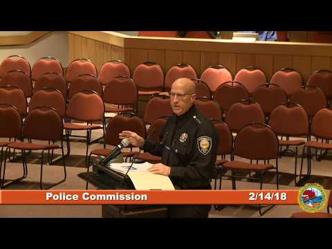 2.14.18 Police Commission