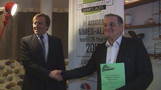 preview picture of video 'Le projet de territoire du Pôle Métropolitain Nîmes-Alès est lancé'