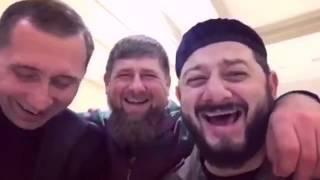 Путин и Кадыров  Comedy Club  Не попавшее в эфир!!!