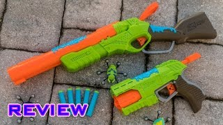 [REVIEW] X-Shot Bug Attack Combo Pack Unboxing, Review, & Firing Test