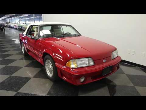 1987 Ford Mustang for Sale - CC-982823