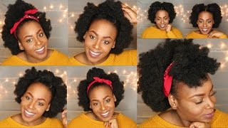 Styling Crochet Wig  - 7 HairStyles