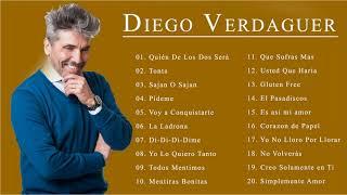 Diego Verdaguer Sus Grandes Exitos    Top 20 Mejores Canciones De Diego Verdaguer