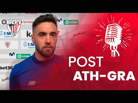 🎙 Unai Lopez, Iñigo Lekue, Iñaki Williams y Yuri Berchiche I post Athletic Club 2-0 Granada CF | J15 LaLiga 2019-20