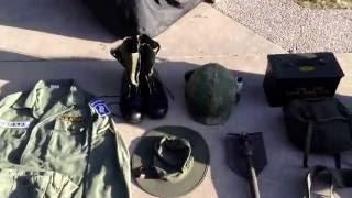 Vietnam 173rd Airborne Gear 1967-1972